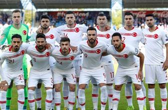 Türkiye'nin grubunda puan durumu nasıl oldu?