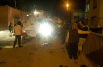 Tarsus'ta olaylara karışan Suriyeliler ilçeden gönderildi
