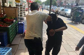 Ankara'da cinsel içerikli kart dağıtan genç yakalanınca bakın ne dedi!