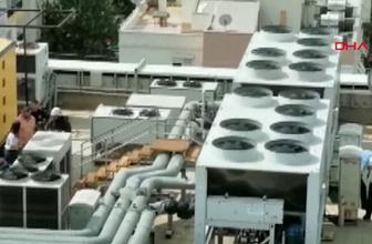 Antalya'da hastanede klima ünitesi patladı! 1 ölü 3 yaralı