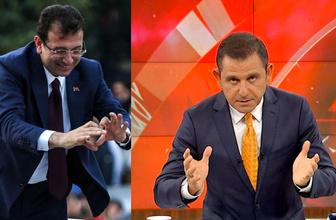 Ekrem İmamoğlu valiye it dedi videosu! Fatih Portakal'ın elindeki görüntü