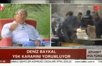 Deniz Baykal'dan 31 Mart'taki İstanbul seçim sonuçlarına eleştiri