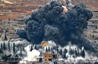 Türkiye koordinatları verdi! Rus jetleri teröristleri vurdu