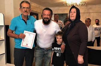 Ediz Bahtiyaroğlu'nun ailesine verilen söz tutuldu