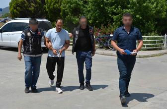 Cezaevi firarisi uyuşturucu satarken yakalandı