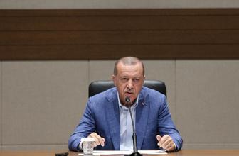 Erdoğan'dan Binali Yıldırım ile Ekrem İmamoğlu canlı yayına ilişkin açıklamaları