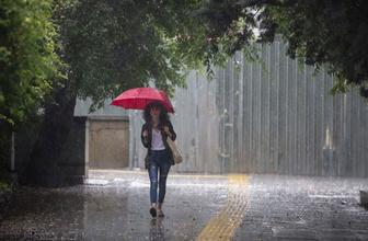Meteoroloji'den Ankara için sağanak uyarısı