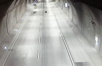 İstanbul Bomonti'de motosikletli genç kızın feci ölümü kamerada