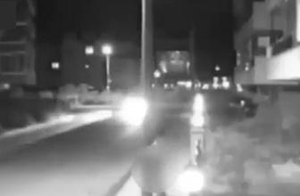 Ordu'da elektrik direğiyle sevişmeye çalışan adamın videosu