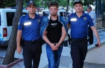 Yer Edirne! Aracına zorla bindirdiği genç kıza kabusu yaşattı