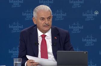 Binali Yıldırım: CHP direnmeseydi seçim tekrarlanmayacaktı