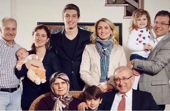 Ekrem İmamoğlu kaç yaşında aslen nereli Ekrem İmamoğlu ailesi kimdir?
