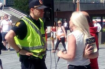 Skandal Kur'anı Kerim provokasyonu: Norveç'in islamlaşmasını durdurun
