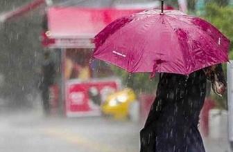 Meteorolojiden son dakika uyarısı: Kuvvetli yağacak