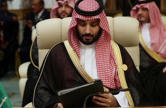 Veliaht Prens Selman'dan skandal Türkiye çıkışı