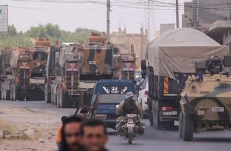 TSK'dan hamle! İdlib bölgesine ağır sevkiyat