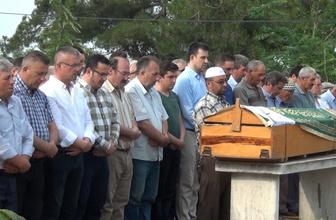 Mustafakemalpaşa eski belediye başkanına son görev