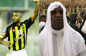 Fenerbahçeli eski futbolcu Sergio Müslüman oldu