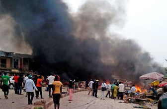 Nijerya'da dehşet veren intihar saldırısı: En az 30 ölü