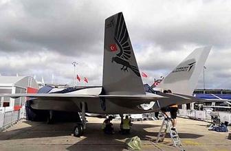 İlk milli savaş uçağımız Paris'te görücüye çıktı Türkiye'nin iftihar günü