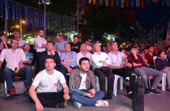 Ekrem İmamoğlu, Binali Yıldırım ortak yayın İstanbul'da böyle izlendi