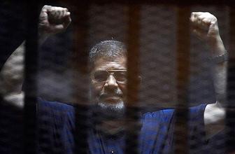 Mısır devrik lideri Muhammed Mursi hayatını kaybetti