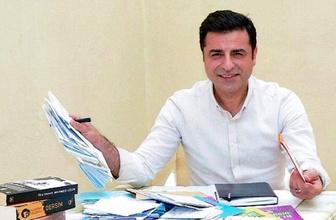 Selahattin Demirtaş seçim çağrısı yaptı İmamoğlu'na destek verdi