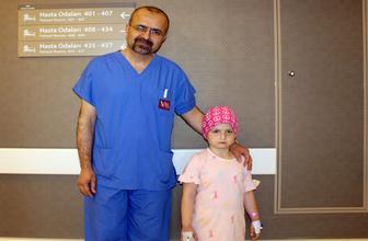 6 yaşındaki çocuk karın ağrısıyla hastaneye gitti, 2 santimlik taş çıkarıldı