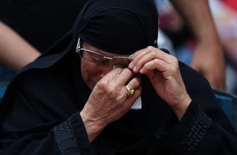 New York'taki müslümanların Muhammed Mursi gözyaşları
