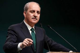 Numan Kurtulmuş'tan Ali Babacan açıklaması
