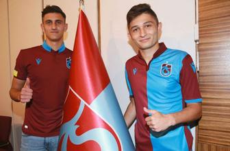 Trabzonspor iki transferi açıkladı