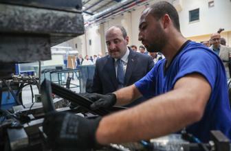 Sanayi ve Teknoloji Bakanı Mustafa Varank 'baş koyduk' dedi hedefi açıkladı