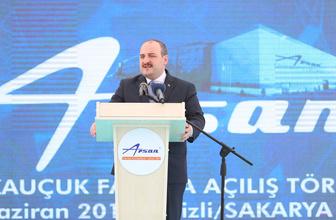 Bakanı Mustafa Varank 'baş koyduk' dedi hedefi açıkladı