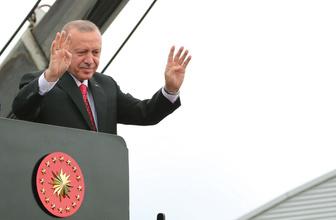 """Erdoğan: """"Pazar günü Sisi mi diyeceğiz Binali Yıldırım mı"""""""