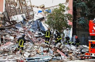 İtalya'da korkunç patlama: Çok sayıda ölü ve yaralı var