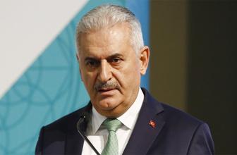 Yıldırım: PKK ve FETÖ aynı yerden emir alıyor