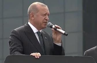 Cumhurbaşkanı Erdoğan Ekrem İmamoğlu'yla iglili Sayıştay raporunu açıkladı