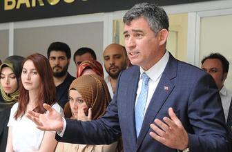 Metin Feyzioğlu: Hiçbir siyasi partinin arka bahçesi değiliz