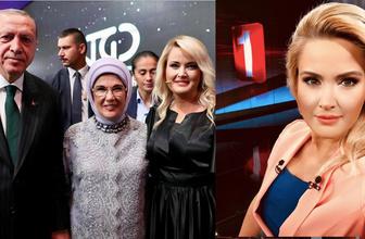 Işıl Açıkkar kimdir aslen nereli Erdoğan'a ne sordu kriz çıktı!
