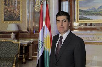 Irak Kürt Bölgesel Yönetimi BaşkanıNeçirvan Barzani İstanbul'da