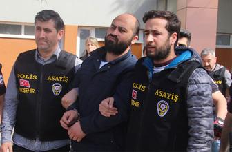 Üniversitede katlam yapan Volkan Bayar duruşmada kafa attı sözleri kan dondurdu