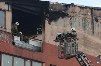 İstanbul Büyükçekmece'de fabrika yangını! Ölü ve yaralılar var