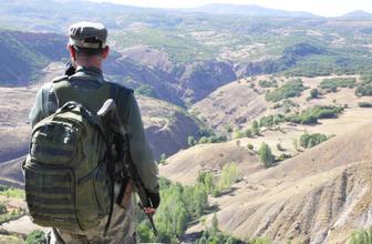 Şanlıurfa'da sınırı geçmeye çalışan 4 terörist yakalandı