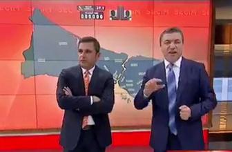 Fatih Portakal ve İsmail Küçükkaya'dan bomba Anadolu Ajansı yorumu