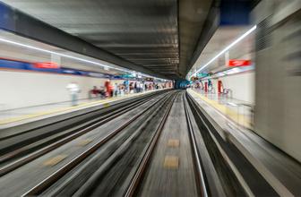 En uzun metro hattı için kollar sıvandı