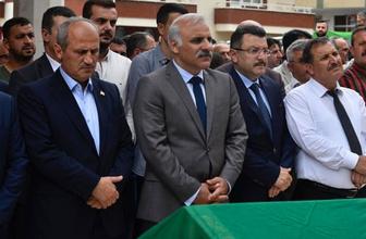 Ulaştırma Bakanı Mehmet Cahit Turhan'ın acı günü