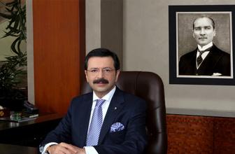 Yavaş'a ilk engel Hisarcıklıoğlu'ndan haberine ilişkin TOBB'den Halk Ekmek açıklaması