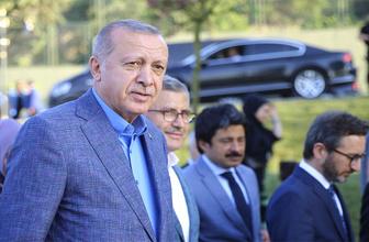 Cumhurbaşkanı Recep Tayyip Erdoğan'ın 23 Haziran seçimleri mesajı