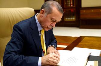 Cumhurbaşkan Erdoğan İmzayı attı! Atama Kararları Resmi Gazete'de