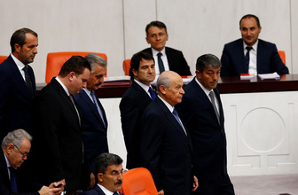 MHP lideri Bahçeli'den kurmaylarına uyarı: Özel bir gayret içerisindeler